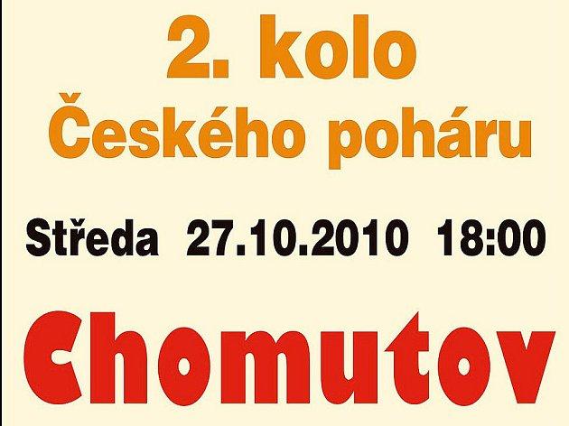 Na Chomutov!!!