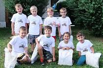 Spolužáci a rodiče se zúčastnili slavnostního pasování předškoláků z Mateřské školy v Koutě na Šumavě na školáky. Děti plnily úkoly a po kulturním programu,který si samy připravily, proběhlo pasování.