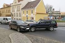 Nehoda se stala ve středu po půl sedmé ráno v Horšovském Týně.