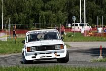 Kowax ValMez Rally 2020: Jan Frei / Petr Šlegl (Lada 2105 VFTS).