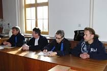 Ze soudního jednání