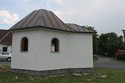 Nová kaple vyrostla ve Ždánově po 55 letech.