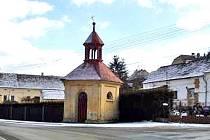 Kaple sv. Marie v Přívozci pochází z konce 19. století. Foto: archiv OÚ Blížejov