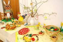 Z velikonoční výstavy - ilustrační foto.