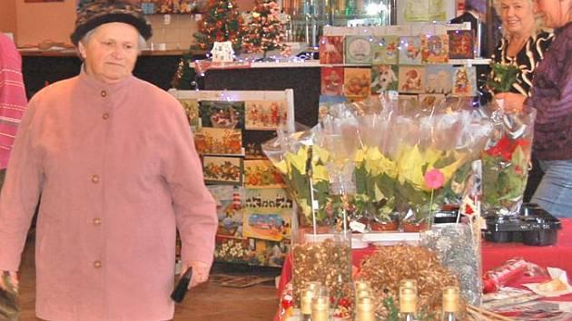 Holýšovským zahrádkářům se vánoční výstava povedla.