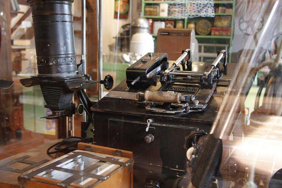 Nové přírůstky v Muzeu techniky a řemesel v Kolovči.