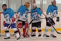 Z utkání hokejistů HC Tempo Staňkov.