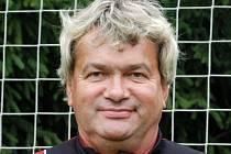 František Mašek, manažer SK Zápy