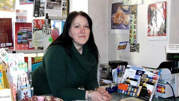 LIDMILA HAASOVÁ. Mezi knihy se dostala v roce 1994 a neměnila by.