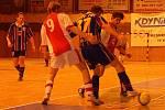 Z utkání futsalistů Ajaxu Staňkov a Bomber Domažlice.