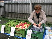 V Domažlicích obnovili farmářské trhy, avšak na jiném místě.