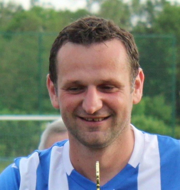 9. místo: Pavel Gust (FK Staňkov) 56 hlasů. Zdroj: archiv Deníku.