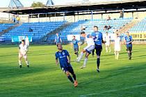 MOL Cup: SK Kladno - Domažlice 0:7.