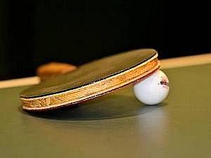 Stolní tenis - ilustrační snímek.