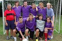 Jedenáctý ročník turnaje v malé kopané Hora Cup 2011.