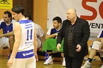 Trenéra Karla Štípka nepustila viróza s jeho druholigovým týmem na víkendové zápasy v Praze se Žižkovem a v Chomutově.