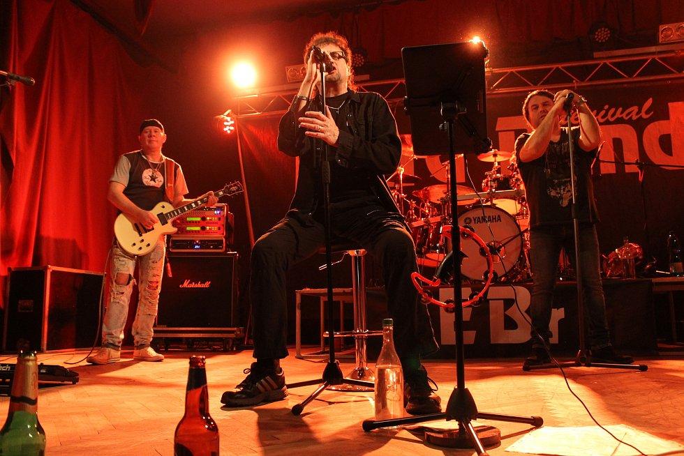 Foto z koncertu v Mrákově.