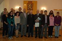Setkání zástupců škol ze sedmi zemí ve Kdyni
