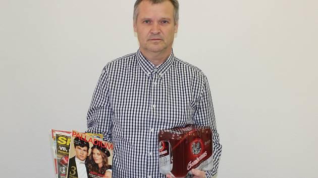 Vítězem prvního kola Tip ligy se stal Jiří Dokoupil z Domažlic