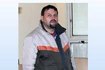 Jaroslav Weber - stavební dozor.