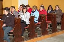 Účastníci setkání na Vavřinečku.