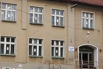 Základní škola v Koutě.