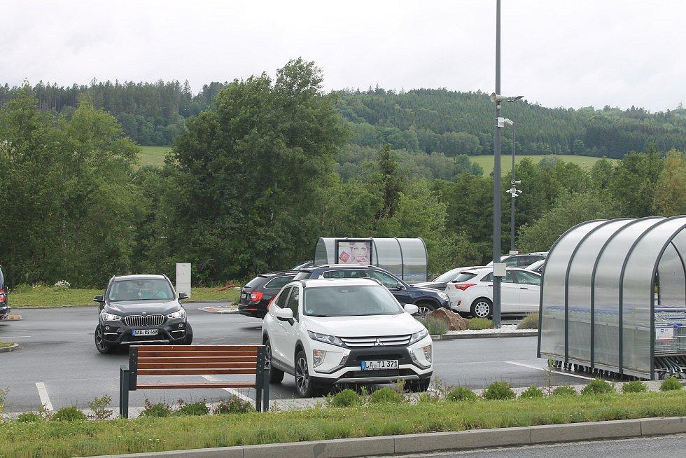 Jak vypadá Folmava po otevření hranic.