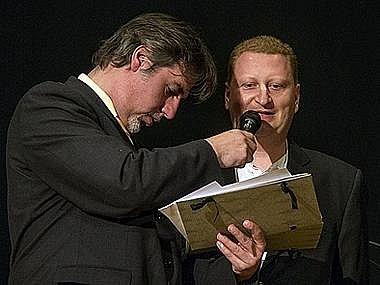 Z vyhlášení Sportovce Domažlicka 2011 ve Kdyni.