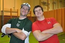 IYB Winter Clinic 2014 v Domažlicích pro mladé basebalisty.