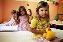 Jablkem sváru mezi Pasečnickými se stala rekonstrukce místní mateřské školy.