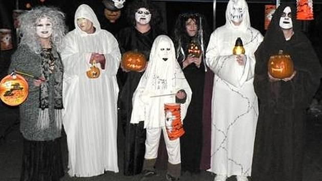 Z Halloweenu.