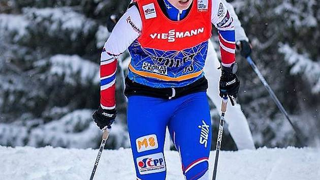 Kateřina Beroušková.
