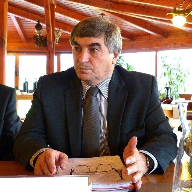 Zkonference omezistátní dopravě ve Folmavě.