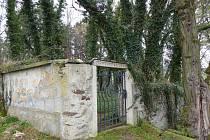 Židovský hřbitov v Poběžovicích.