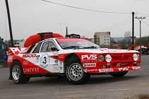 I při letošní Historic Rallye Vltava by měly být k vidění nádherné vozy minulosti.