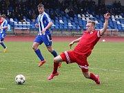 Ve druhém utkání jarní části České fotbalové ligy podlehla domažlická Jiskra lepšímu Tachovu.