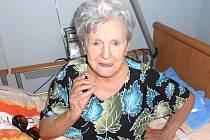 BLAŽENA LAGOVÁ přežila před pěti lety srážku s vlakem.