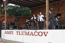 Loňský dechovkový festival v Tlumačově se povedl.