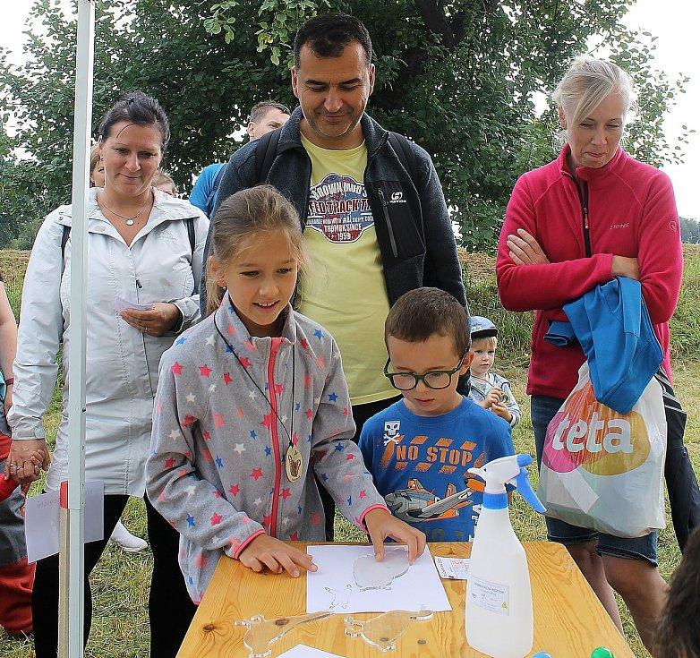 Na Den Českého lesa dorazily stovky návštěvníků. Největší pozornost budil závod chladnokrevných koní. Nechyběly ani soutěže pro děti.