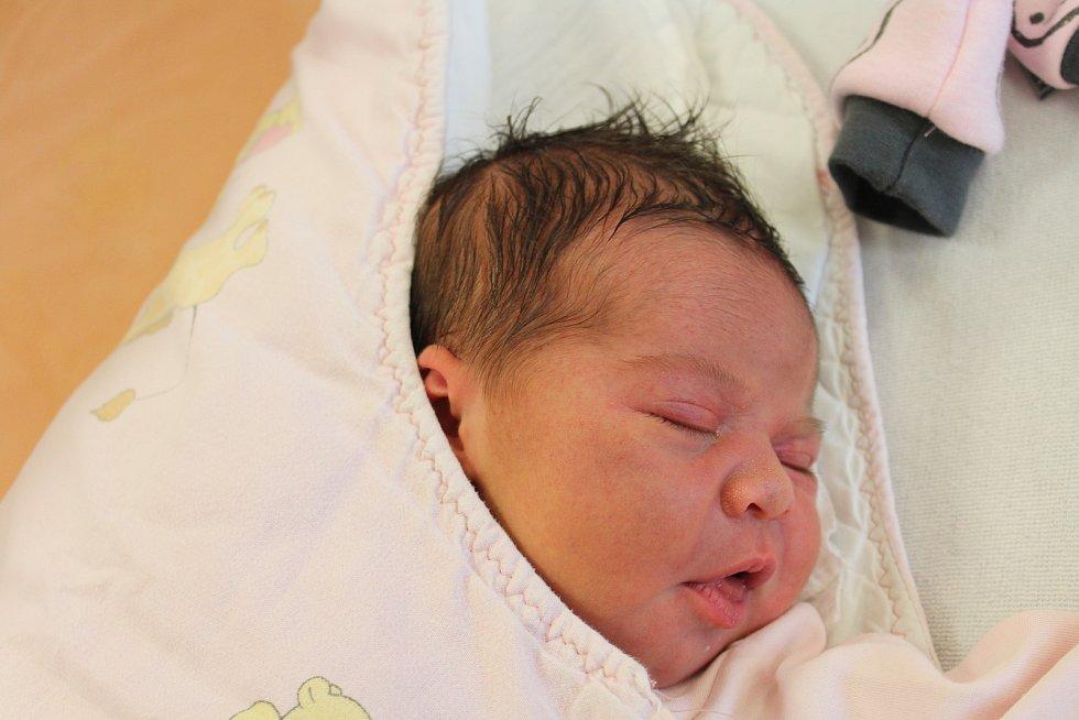Vanessa Winklerová zRadochov se narodila vklatovské porodnici 5. září v15:02 hodin (4110 g, 51 cm). Rodiče Monika a Dušan věděli dopředu, že Valérii (2) přivezou domů malou sestřičku.