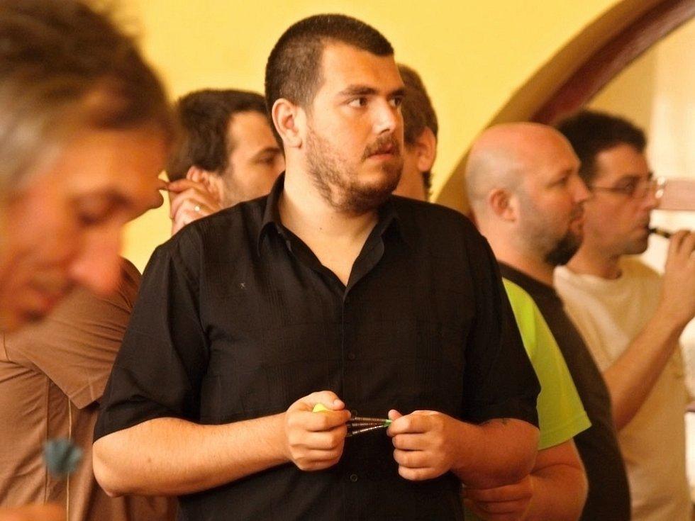 Regionální master v šipkách ve Starém Klíčově.