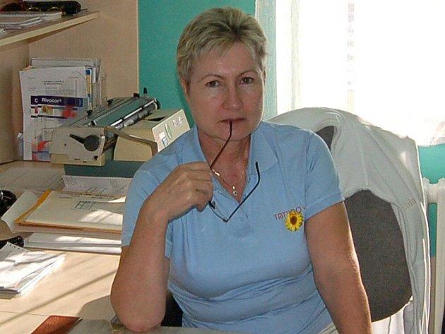 Radmila Pflugová-Růžičková, domažlická praktická lékařka.