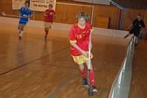 Ačkoliv věkem starší žák byl velkou oporou domažlických juniorů při jejich úvodním vystoupení v Litvinově v rámci II. ligy