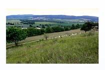 Pohled z Pařezovského kopce.