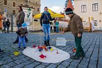 První den Juniorfestu v Horšovském Týně.
