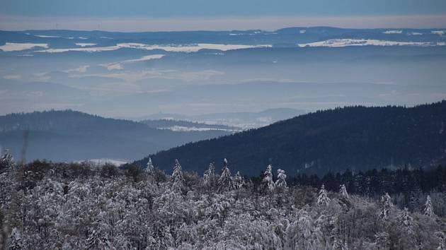Ilustrační foto - příroda v okolí Čerchova.