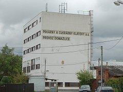 Pekárna v domažlické lokalitě Na Milotově.