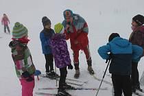 Z přeshraniční lyžařské a běžkařské akce Čerchov / Gibacht.
