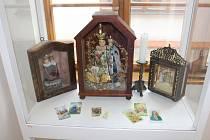 Výstava je k vidění v Chodském hradě.