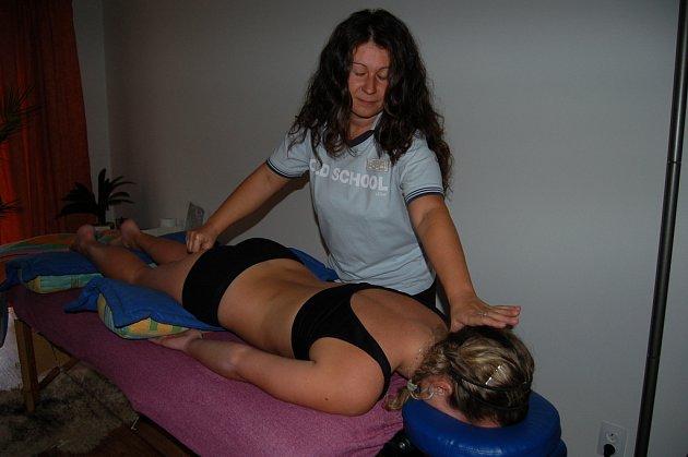 Spinal touch pomáhá při řadě psychických i fyzických problémů.